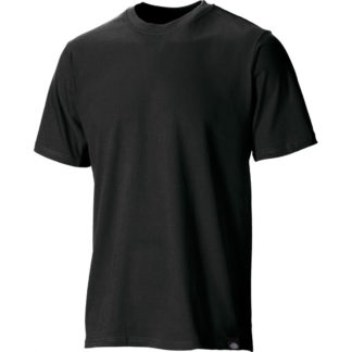 Dickies Plain T-Shirt (Black)