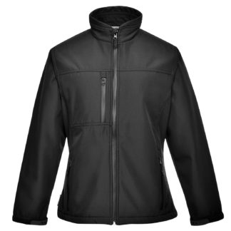 Charlotte Ladies Softshell (2L) (Black)