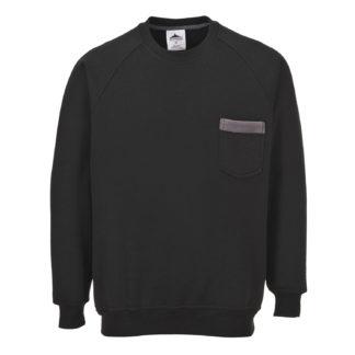 Portwest Texo Sweater (Black)