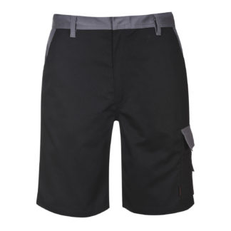 Cologne Shorts (Black/Graphite)