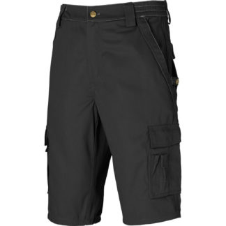 Dickies Industry Two Tone Work Shorts (Black)