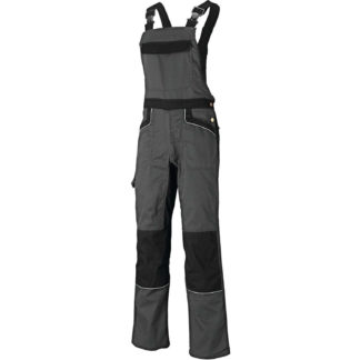 Dickies Industry 260 Bib and Brace (Grey)