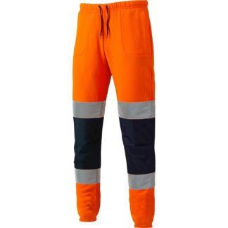 Dickies Hi-Vis Joggers (Orange)