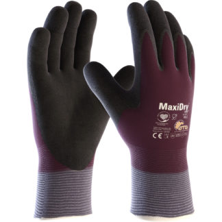 MaxiDry Zero Fully Dipped Thermal Waterproof Gloves